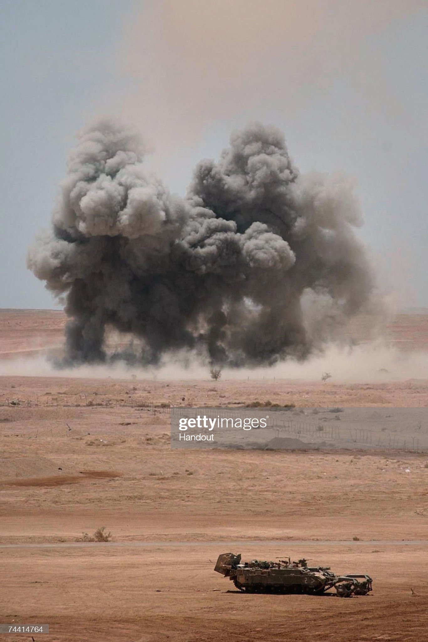 https://media.gettyimages.com/photos/in-this-handout-photo-distributed-by-the-israel-defense-forces-a-tank-picture-id74414764?s=2048x2048