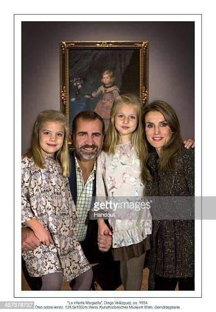 in this handout photo from the spanish royal household shows the 2013 christmas card featuring prince - Royal Family Christmas Card