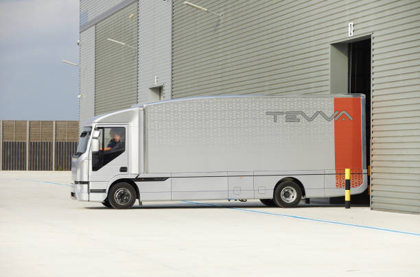 GBR: The 'Tevva Truck' Launch