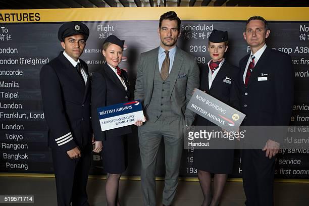 British Airways Crew Stock Photos and Pictures |