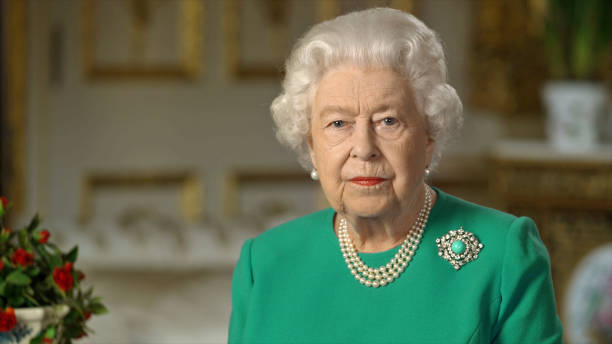 GBR: Queen Elizabeth Addresses The Nation