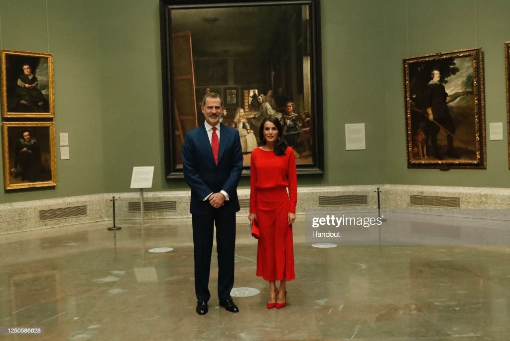 Spanish Royals Attends 'Spain For Sure' Advertising Campaign : News Photo