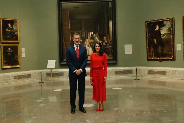 ESP: Spanish Royals Attends 'Spain For Sure' Advertising Campaign
