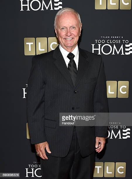 In this handout photo provided by Discovery Actor Alpha Everette Trivette attends TLC 'Too Close To Home' Screening at The Paley Center for Media on...