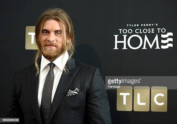 In this handout photo provided by Discovery Actor Brock O'Hurn attends TLC 'Too Close To Home' Screening at The Paley Center for Media on August 16...
