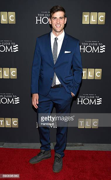 In this handout photo provided by Discovery Actor Jonathan Chase attends TLC 'Too Close To Home' Screening at The Paley Center for Media on August 16...