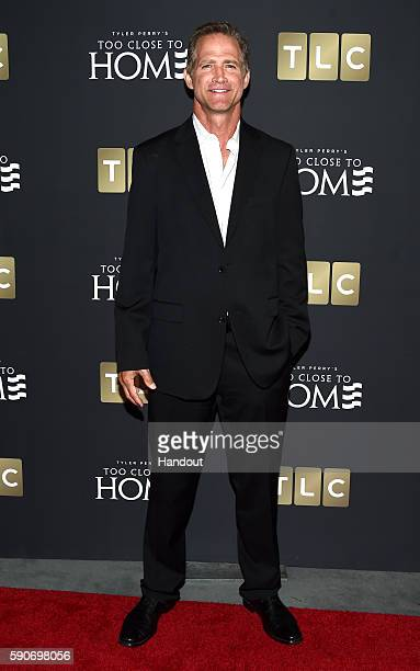 In this handout photo provided by Discovery Actor Matt Battaglia attends TLC 'Too Close To Home' Screening at The Paley Center for Media on August 16...
