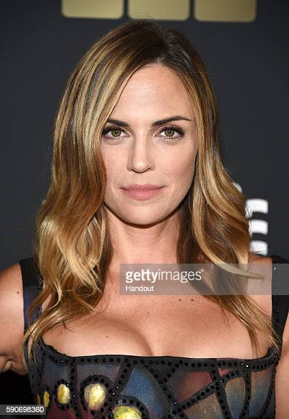 In this handout photo provided by Discovery Actress Kelly Sullivan attends TLC 'Too Close To Home' Screening at The Paley Center for Media on August...