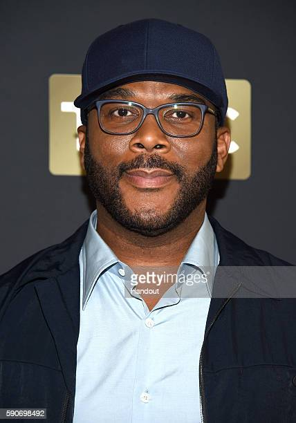 In this handout photo provided by Discovery Creator and Producer Tyler Perry attends TLC 'Too Close To Home' Screening at The Paley Center for Media...