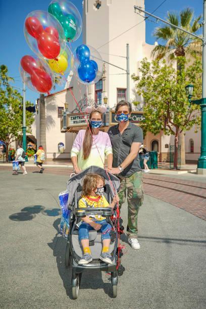 CA: John Stamos Visits Disney California Adventure Park