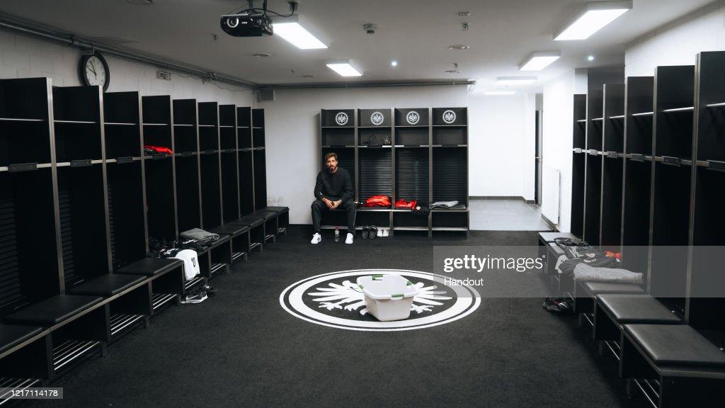 Eintracht Frankfurt Training Session : News Photo