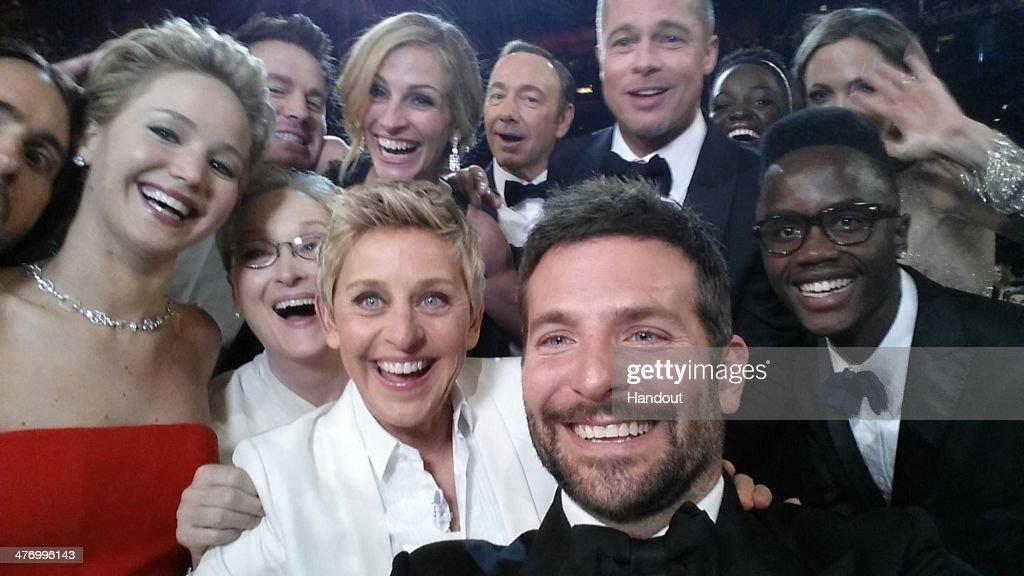86th Annual Academy Awards - Show : Fotografía de noticias