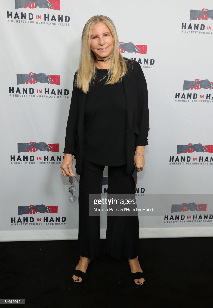 Hand in Hand: A Benefit for Hurricane Relief - Los Angeles - Press Room