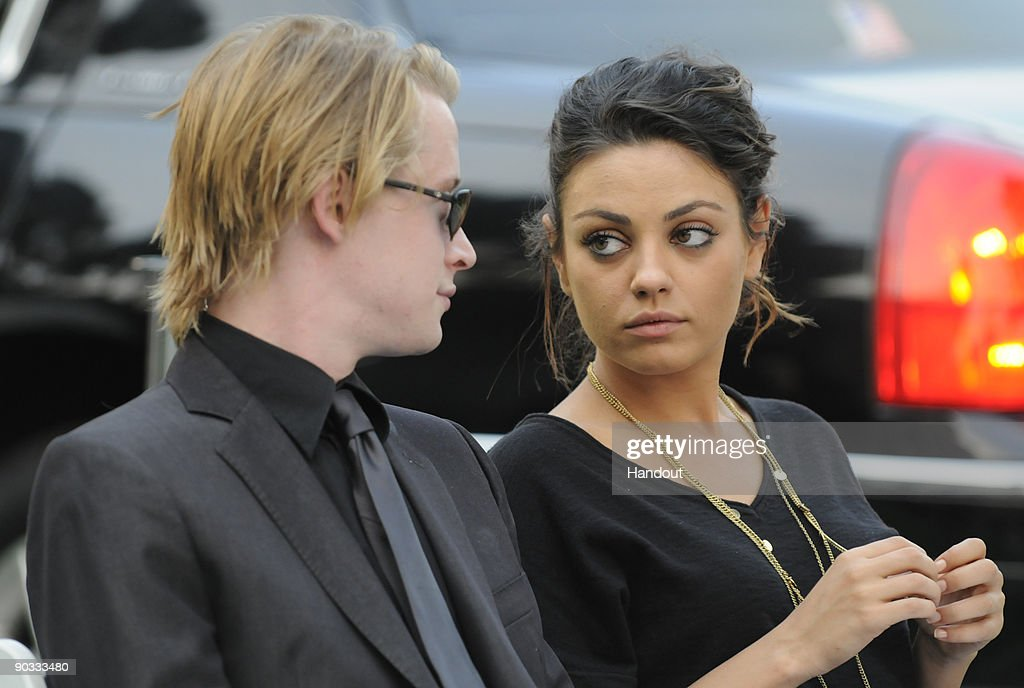 Michael Jackson Funeral : News Photo
