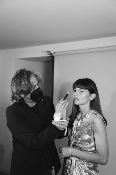 ESP: Celebrities Get Ready For The Goya Cinema Awards 2021