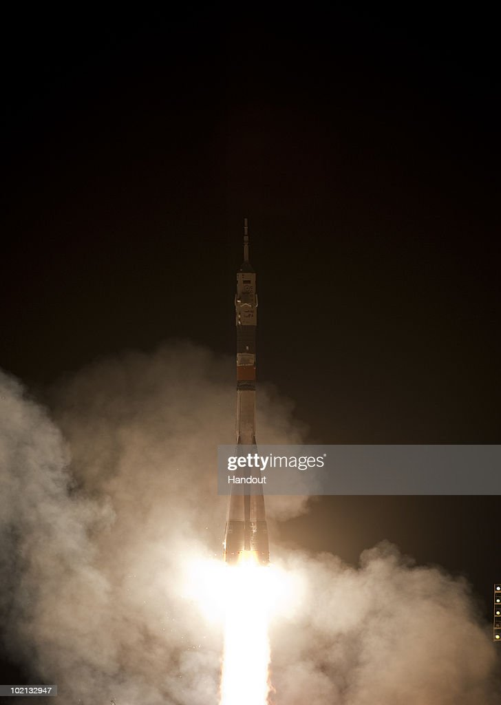 NASA Expedition 24 Launch