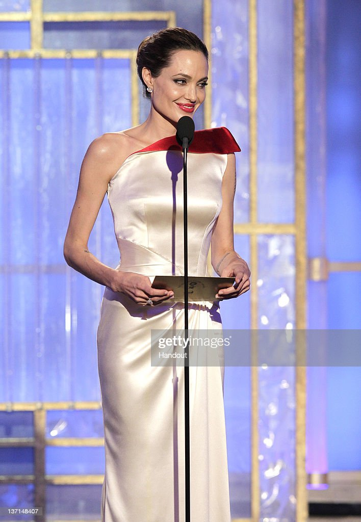 69th Annual Golden Globes Awards - Show : News Photo