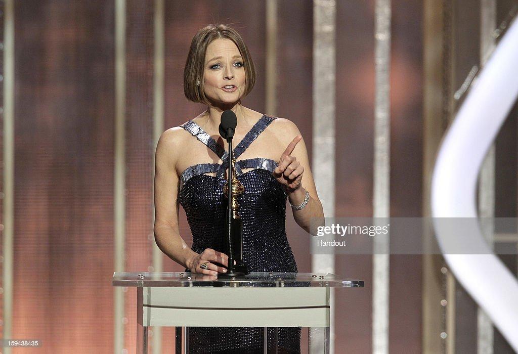 70th Annual Golden Globe Awards - Show : Foto di attualità