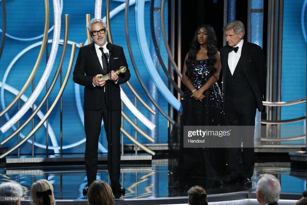 76th Annual Golden Globe Awards - Show : Fotografía de noticias