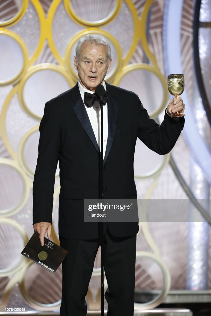 76th Annual Golden Globe Awards - Show : Nieuwsfoto's