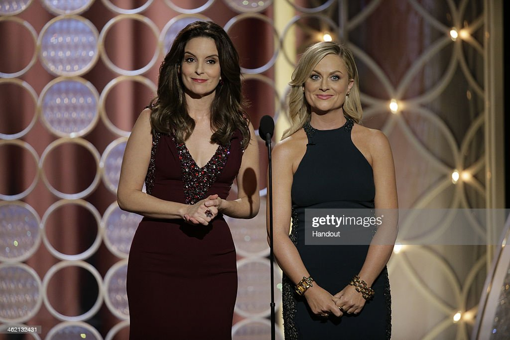 71st Annual Golden Globe Awards - Show : News Photo
