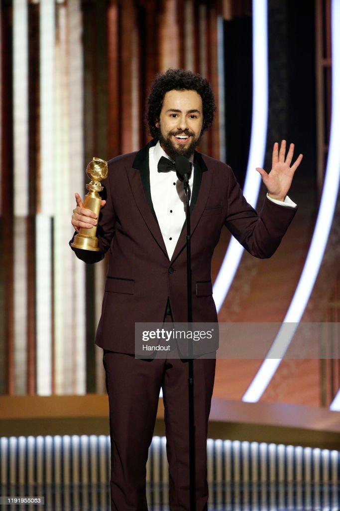 "NBC's ""77th Annual Golden Globe Awards"" - Show : News Photo"