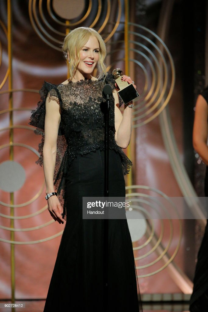 75th Annual Golden Globe Awards - Show : Nachrichtenfoto