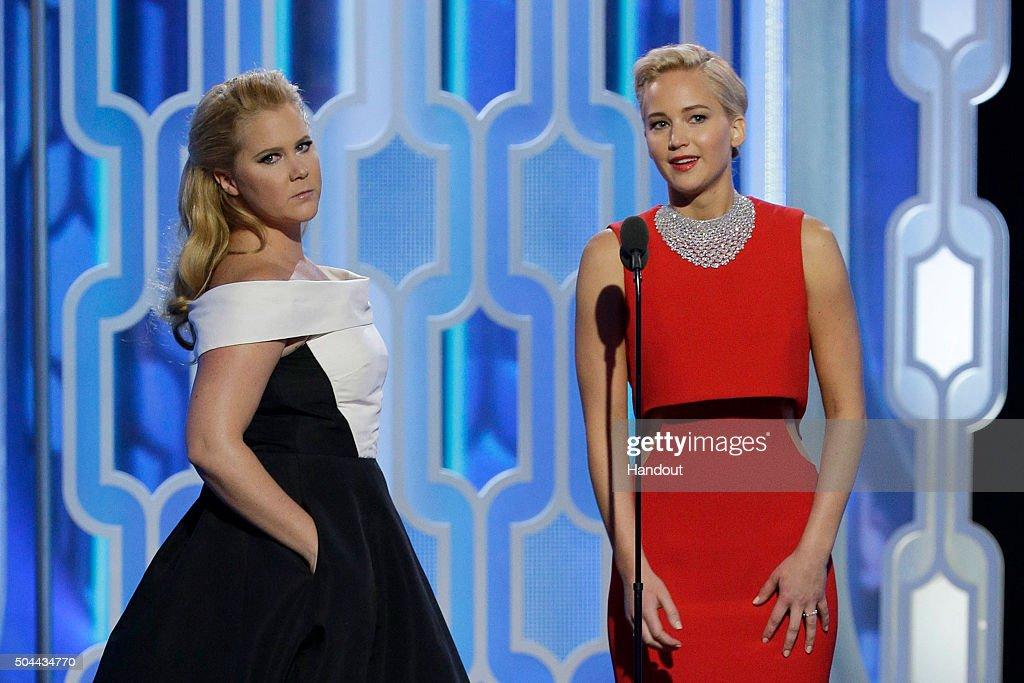 "NBC's ""73rd Annual Golden Globe Awards"" - Show : News Photo"