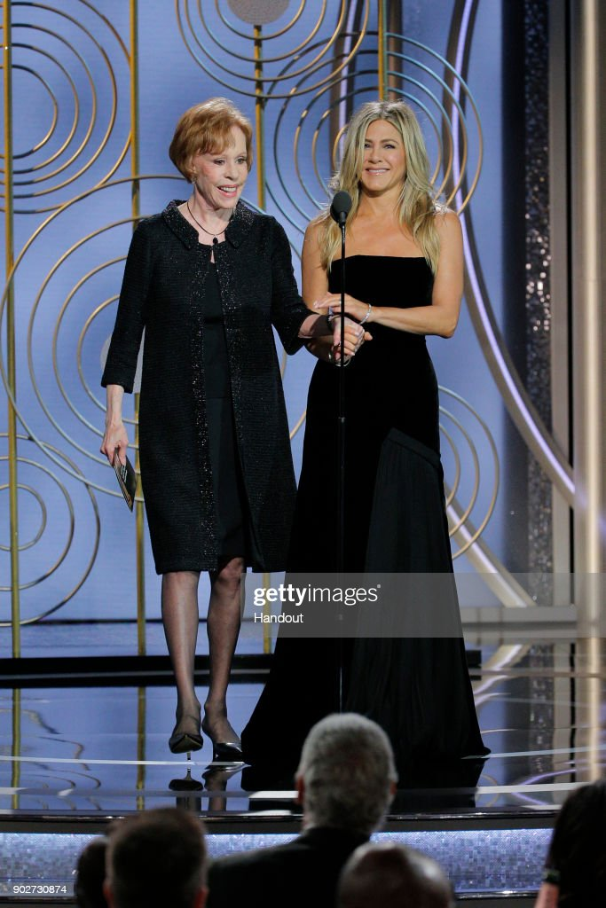 75th Annual Golden Globe Awards - Show : News Photo