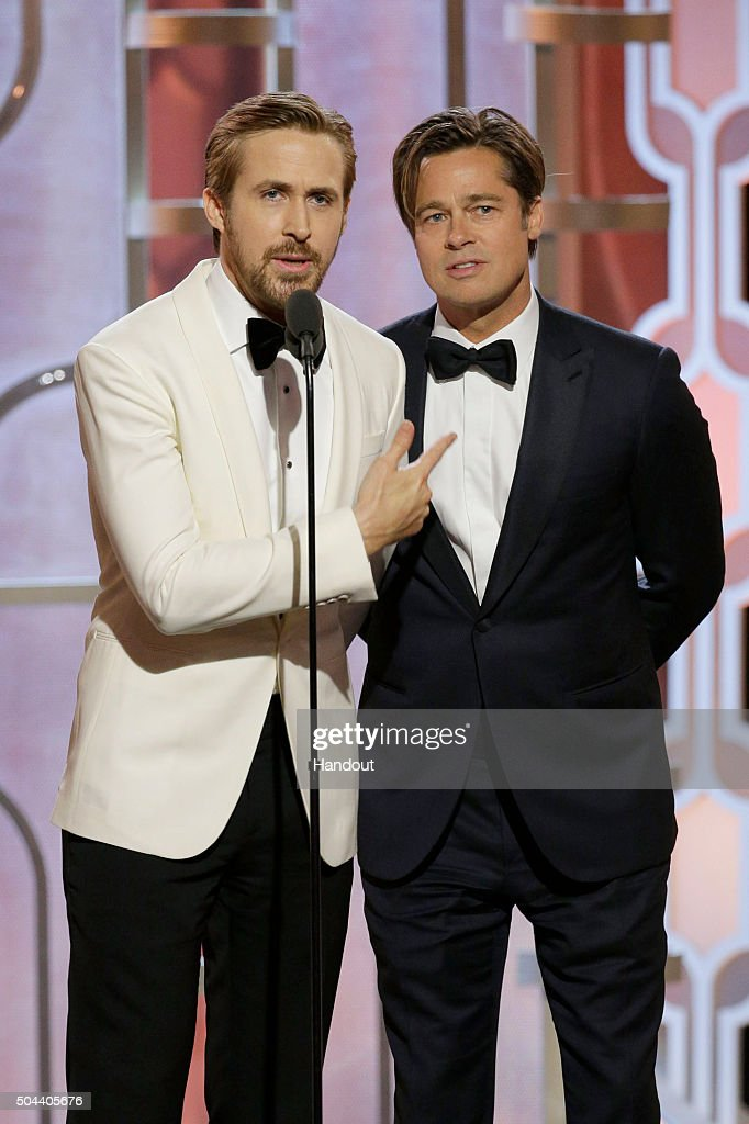 NBC's '73rd Annual Golden Globe Awards' - Show : News Photo