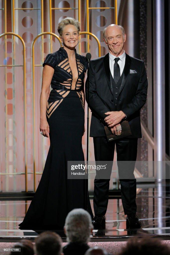 75th Annual Golden Globe Awards - Show : Fotografia de notícias
