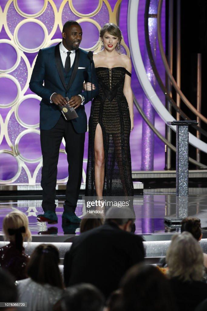 76th Annual Golden Globe Awards - Show : News Photo