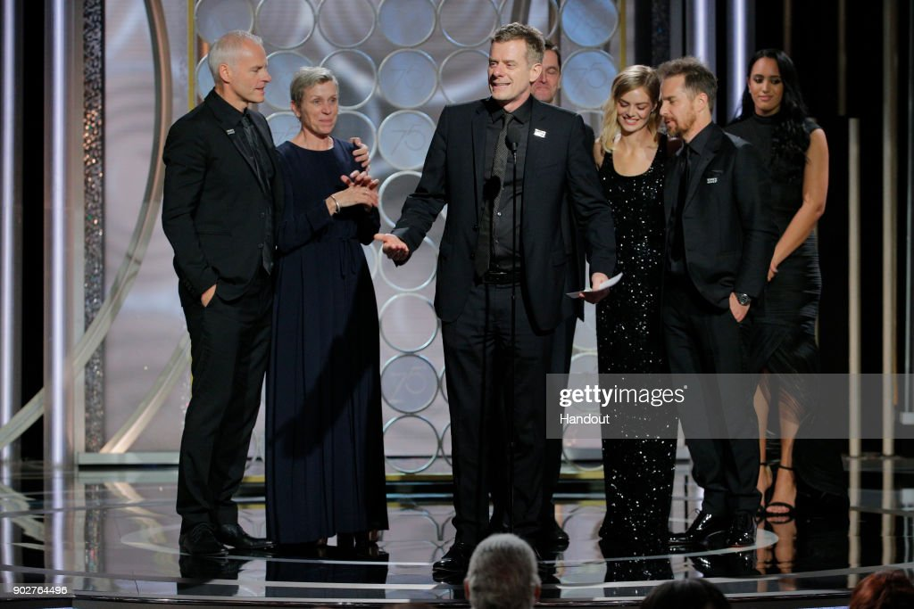 75th Annual Golden Globes Winners