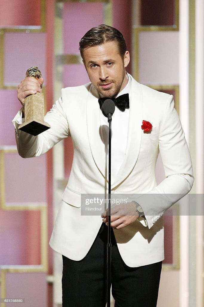 74th Annual Golden Globe Awards - Show : ニュース写真