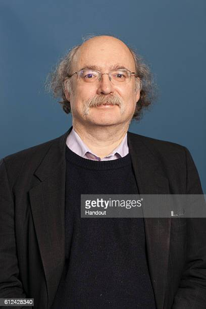 In this handout photo provided by Princeton University F Duncan Haldane Eugene Higgins Professor of Physics at Princeton University poses for a photo...