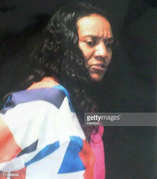 In this handout photo provided by the City of Miami Beach Police Department Gloria James is seen outside the Fontainebleau hotel April 7 2011 in...