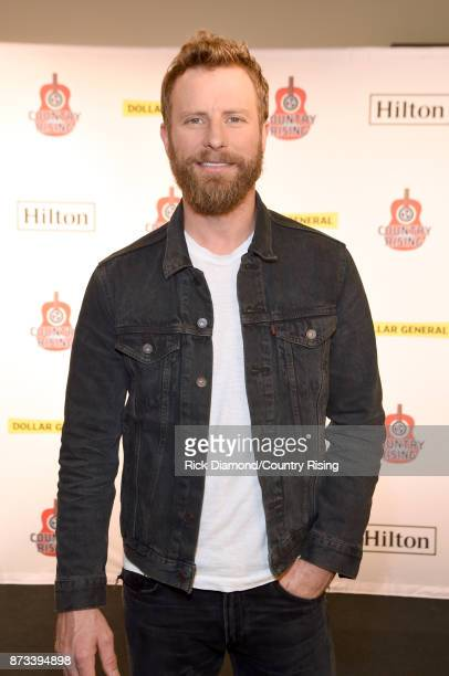 In this handout photo provided by The Country Rising Fund of The Community Foundation of Middle Tennessee musical artist Dierks Bentley poses...
