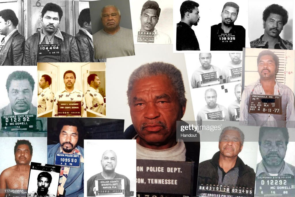 Booking Photos Of Serial Killer Samuel Little : Foto di attualità