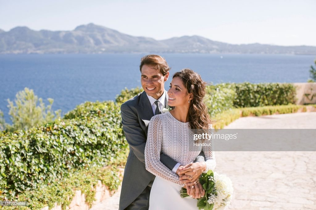 Rafa Nadal Marries Xisca Perello In Mallorca : News Photo
