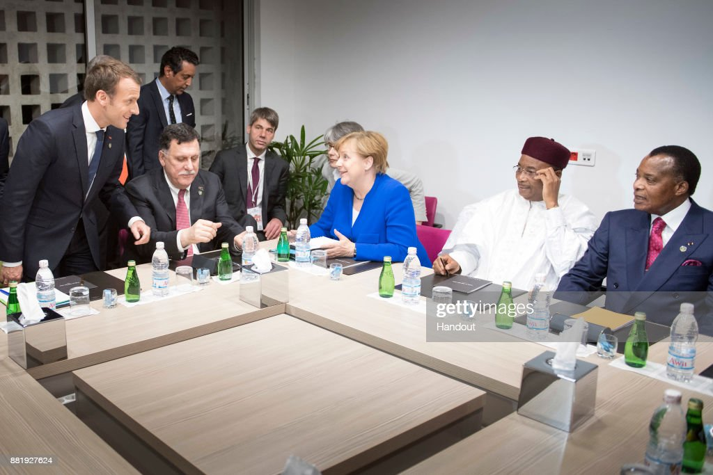 EU and African Leaders Attend 5th EU-Africa Summit