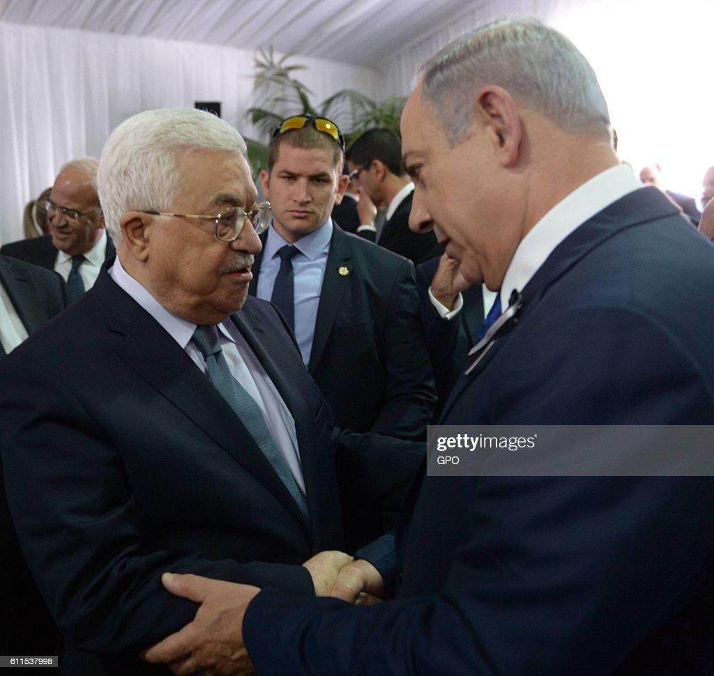 State Funeral Held For Former Israeli President Shimon Peres