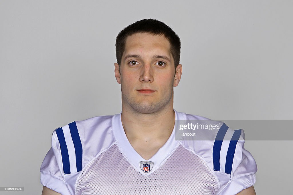 Indianapolis Colts 2010 Headshots : News Photo