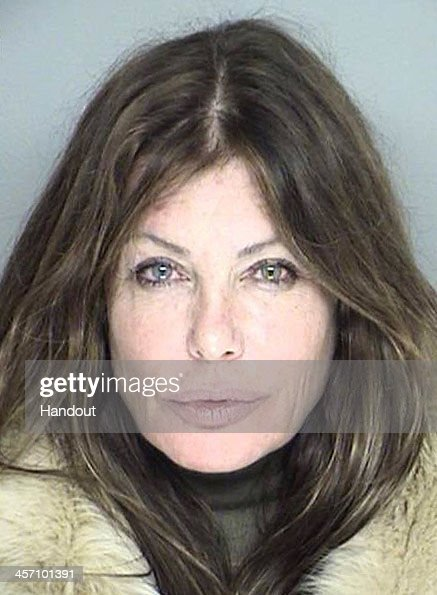 Kelly LeBrock Booking Photo