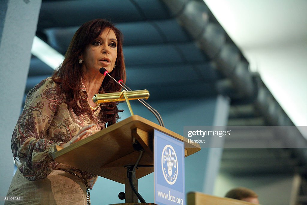 World Leaders Attend UN Food Summit In Rome : News Photo
