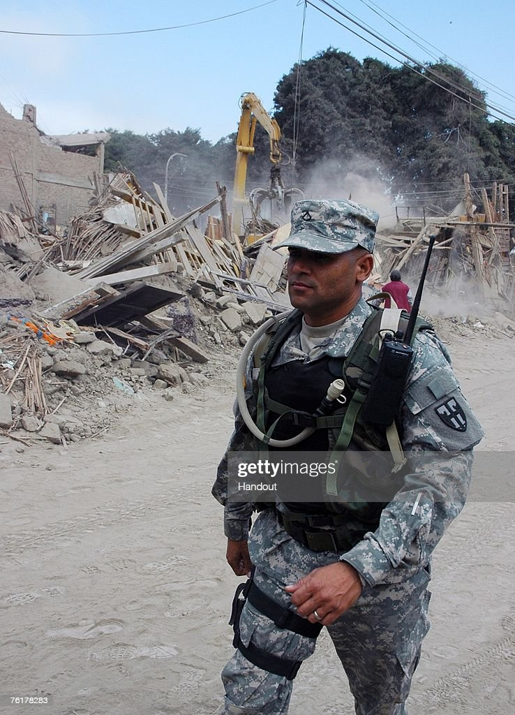 U.S. Army Private Charles Graner enters the courtroom on