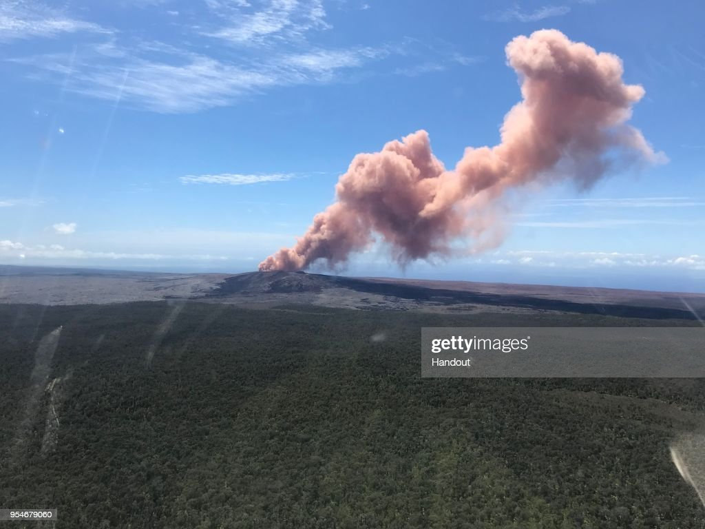 Hundreds Evacuate After Hawaii's Kilauea Volcano Erupts