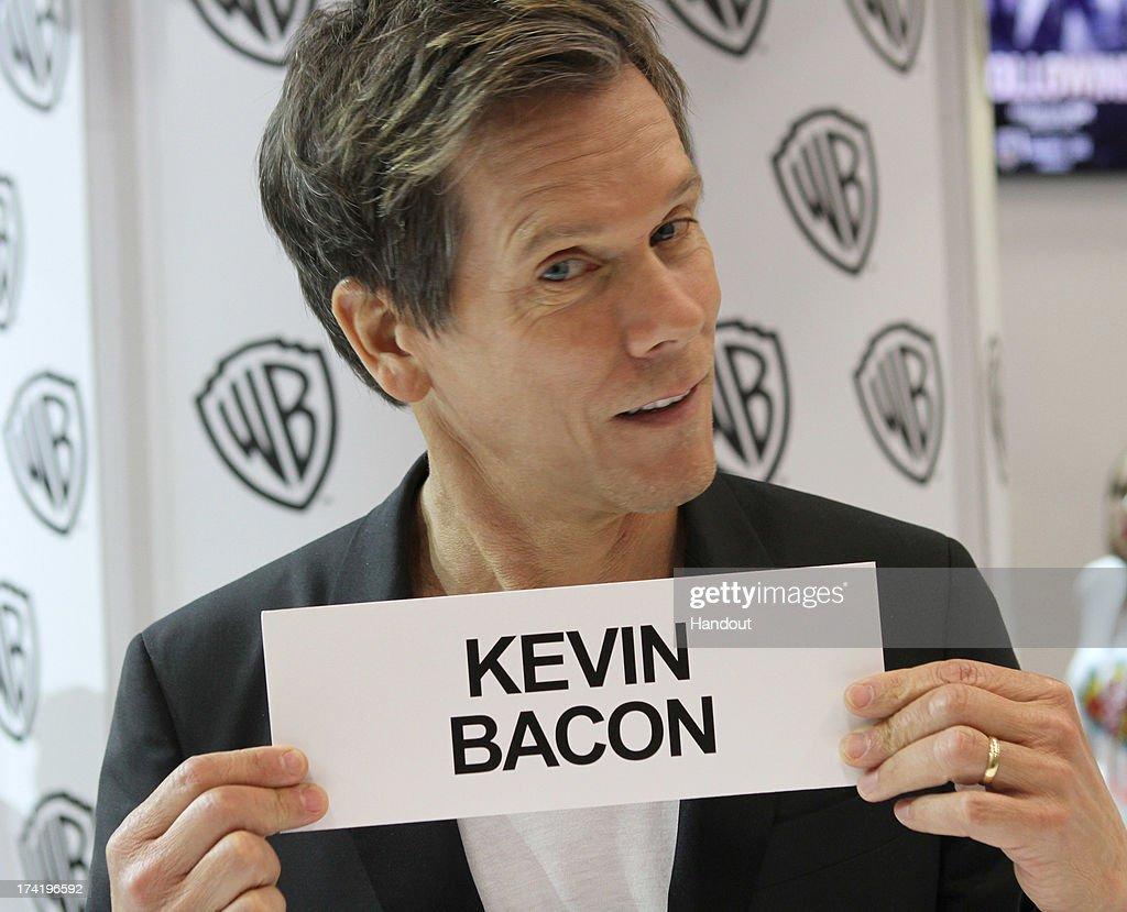 Warner Bros Entertainment at Comic-Con International 2013 - Day 2 : News Photo