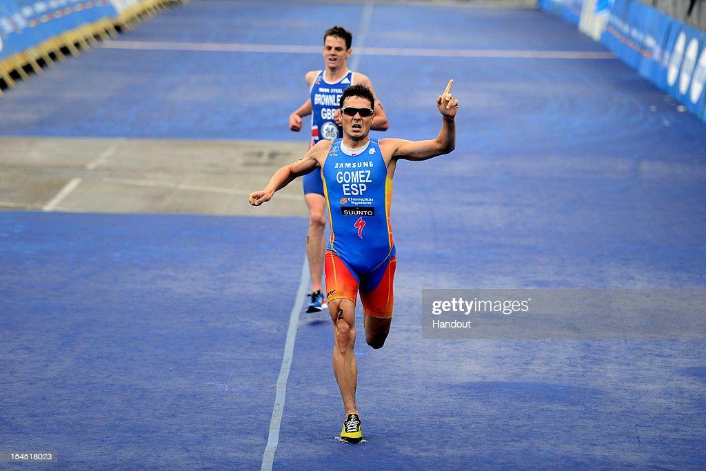 2012 ITU World Triathlon Grand Final