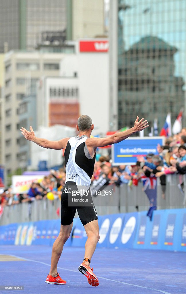 2012 ITU World Triathlon Grand Final