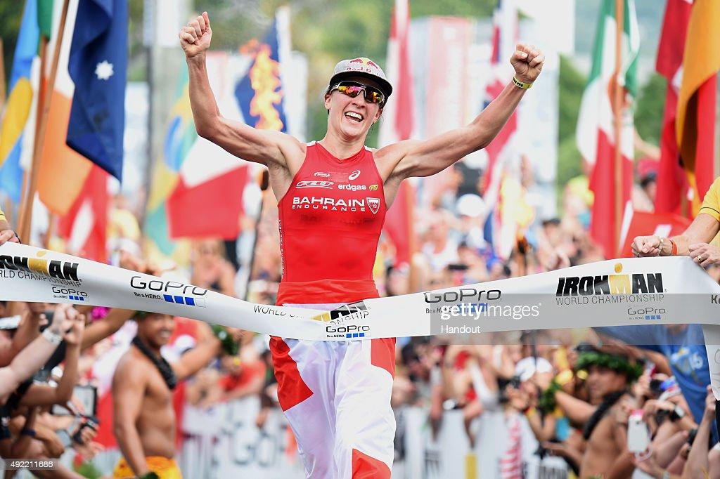 Ironman Hawaii : News Photo